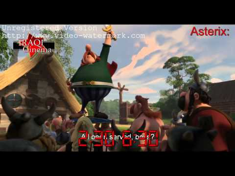 IRAQI CINEMA Asterix The Mansions of the Gods 2D