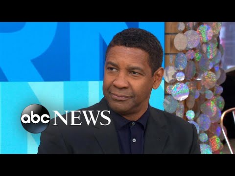 'GMA' Hot List: Denzel Washington shares how his name is supposed to be pronounced