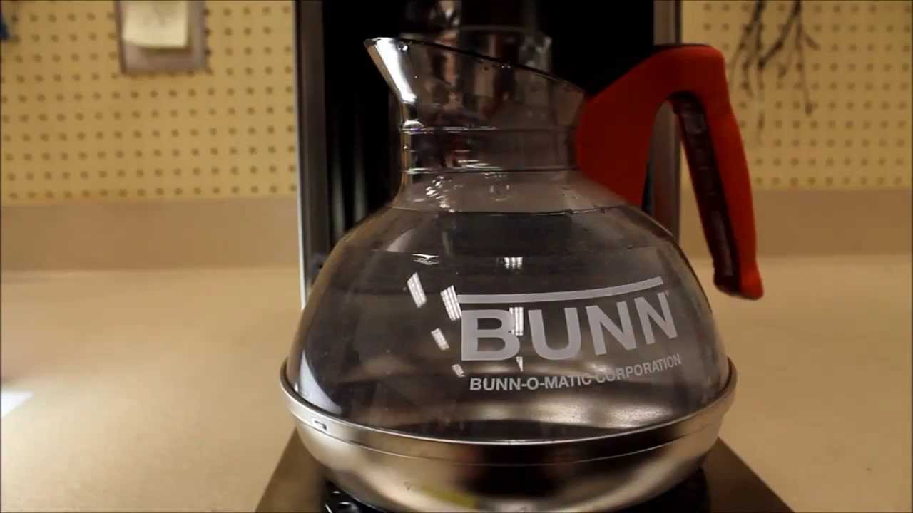 Bunn Vp 17 Wiring Diagram Detailed Schematics Coffee Maker Pour Over Brewer A How To On Operation And Setup Crew 8