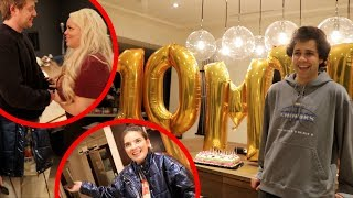 10 MILLION SUBSCRIBER SURPRISE GONE WRONG!!