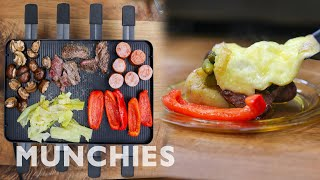 How To Make A Cheesy Raclette Dinner Spread