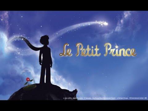 Le Petit Prince - Antoine de Saint-Exupéry EXTRAIT (lu par Baptiste Benoit)