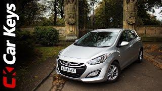 Hyundai i30 2014 review Car Keys смотреть