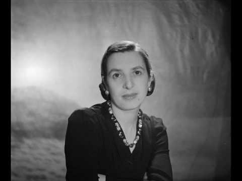 Debussy - Marcelle Meyer (1947-1957) L'isle Joyeuse, Masque, Et la Lune...