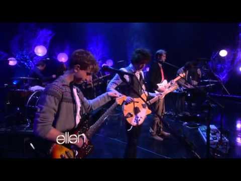 Bon Iver - Michicant (Live Ellen)