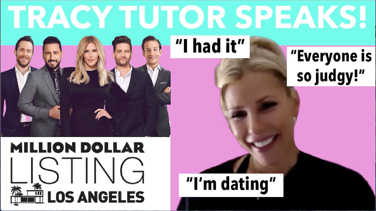 MDLLA's Tracy Tutor Reveals Covid-19 Diagnosis! Plus, Is She Dating & Why Season 12 Was Pushed Back