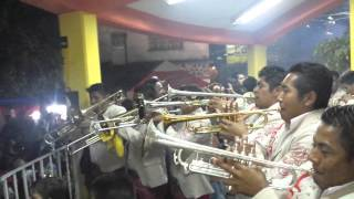 Banda reyna de huajuapan en santiago acahualtepec