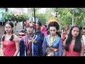 Pengantin Bajang Odaq Nyongkolan Di perendekan kuripan utara Di Iringi Kecimol Sagita