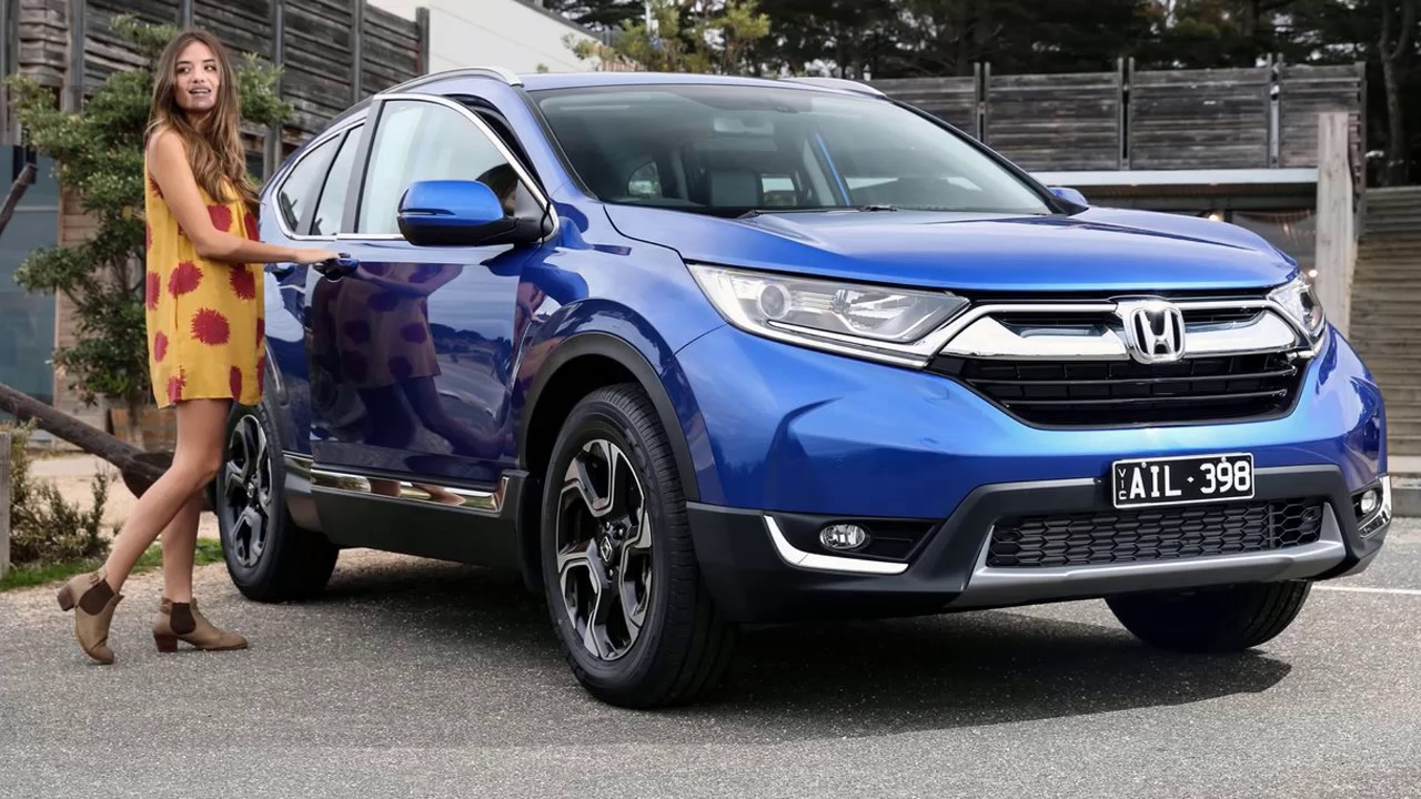 honda suv 2018. 2018 honda cr-v pricing and specs: turbo five- seven-seat suv arrives suv