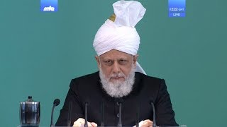 Cuma Hutbesi 26-05-2017 - Islam Ahmadiyya