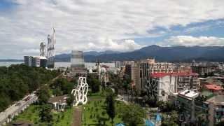 Грузия 2013 (Тбилиси, Сигнахи, Мцхета, Батуми)(Видеоотчет о посещении четырех грузинских городов. Сентябрь 2013 г., 2013-09-10T21:15:06.000Z)