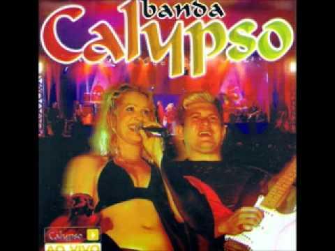 Banda Calypso Discografia - CD Volume 05 Ao Vivo Em São Paulo - Completo