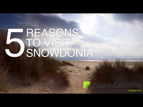 Inspire & Explore: 5 Reasons to Visit Snowdonia - cottages.com