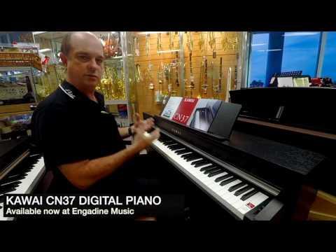 Kawai CN37 Digital Piano Review   Engadine Music