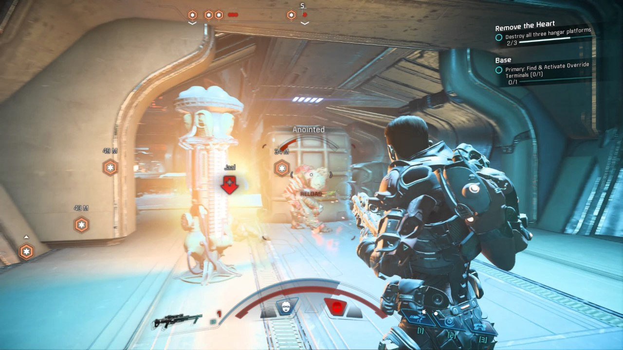 Mass Effect Andromeda - screen flickering like mad
