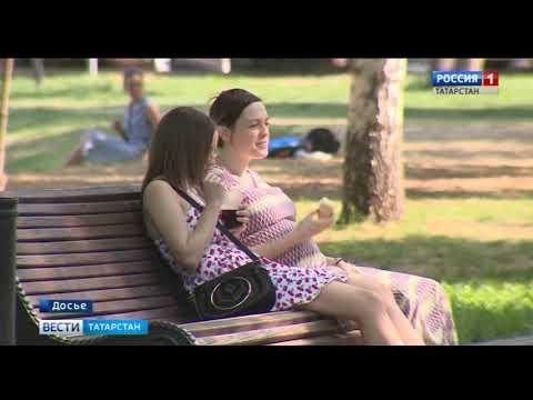 Гидрометцентр России назвал самые жаркие дни лета