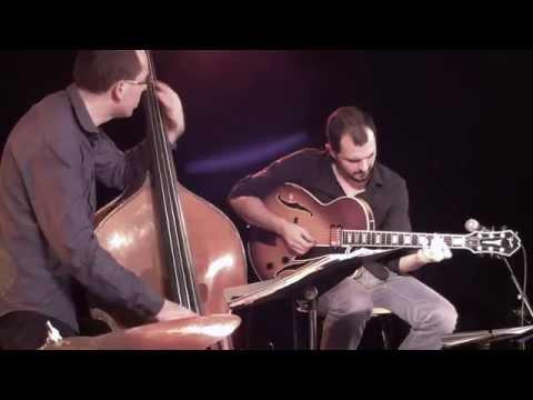 Romain Pilon Trio - Lonely Woman ( Horace Silver )
