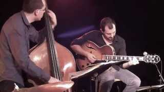 Romain Pilon Trio - Lonely Woman ( Horace Silver )