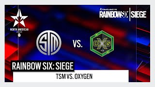 Rainbow Six North American League US Finals Day 1 - TSM vs. Oxygen