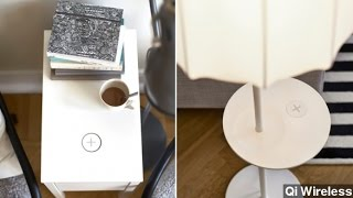 Ikea Joins War Over Wireless Charging