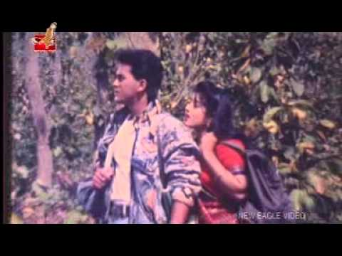 Bangla Movie song- Salman Shah- mousumi- Ekhon to somoy bhalobashar...