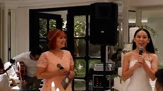 MC for MR & MRS Lunardi Wedding Reception (MC Wedding Bilingual | MC Bilingual | MC Bali)