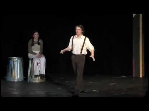 SEAN MCKAY as TULSA - SRDS GYPSY - METRO AWARD NOMINEE