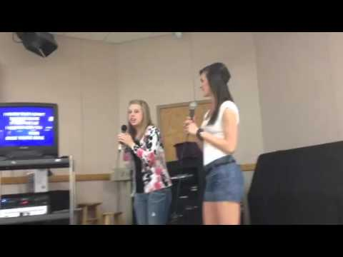 Best Buddies Karaoke Night!