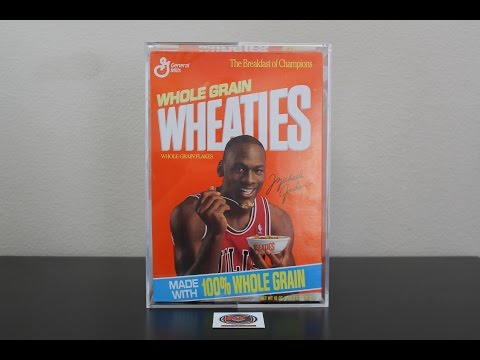 You Better Eat Your Wheaties - MJ - 1991