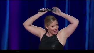10+1 minutes of Amy Schumer armpit licking.