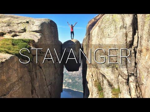 Vlog #25: Stavanger, Norway || KJERAGBOLTEN & PULPIT ROCK