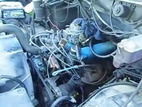 1985 f150 302 holley carb vacuum through secondary s youtube rh youtube com 1985 Ford F-150 Lifted 1985 Ford F-150 Lifted