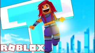 Recreating Starfire from Teen Titan Go In Roblox! (Roblox Roleplay)