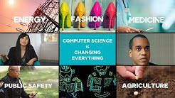 Computer Science is Changing Everything