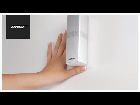Bose Lifestyle 650 – Wall Mounting