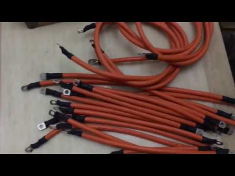 Solar in Nigeria 48: Battery Cables 4 U