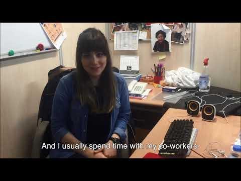 Meet Ceyda Gönül | Find Out What Cayeli Mine's Ceyda Enjoys Doing In Her Spare Time