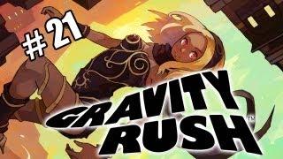 Gravity Rush-Daze - Part 21 (Episode 17 ・ Fading Light)