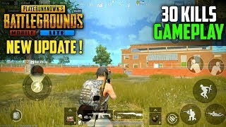 PUBG Mobile Lite New Update Solo vs Squad Gameplay in Hindi