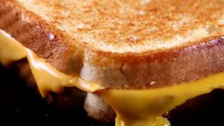 KRAFT SINGLES presents...The Making of a Perfect Grilled Cheese Sandwich