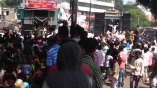 rich balaji sound with lloud lee original silver line vs rcf tt janta vasahat pune ganesh visarj