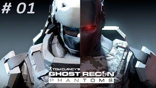 GHOST RECON PHANTOMS #01 [Deutsch/German HD] - Tom Clancys Ghost Recon