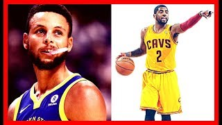 How Steph Curry/Kyrie Irving DESTROYED THE 2018 PLAYOFFS without even playing… INSANE