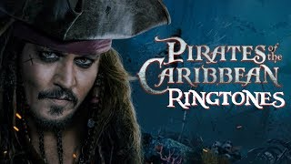 Top 5 Best Pirates Of The Caribbean Ringtones 2018 | Download Now