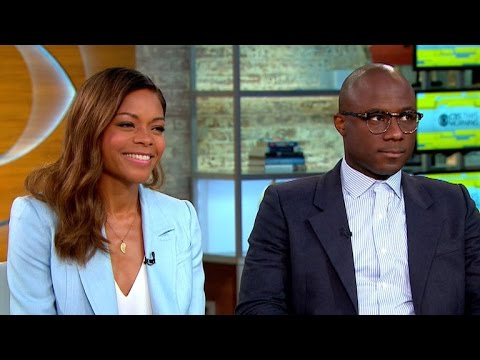 Naomie Harris and Barry Jenkins on