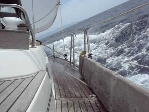Sailing in Cape Verde I