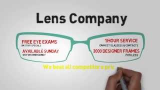 vision exam, lens exams, vision test - free lense exam services, eyesight test in Kitchener Waterloo