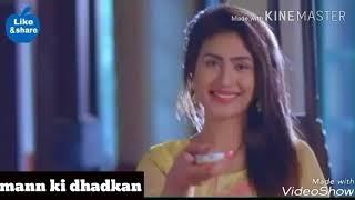 sanu ek pal chain na aave | romantic whatsapp states video | lovers video | cute girl #lovingday
