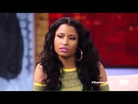 Special Interview : Nicki Minaj  & Iggy