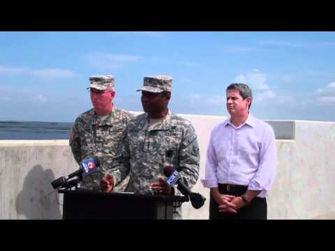 Hurricane and Storm Damage Risk Reduction System milestone reached